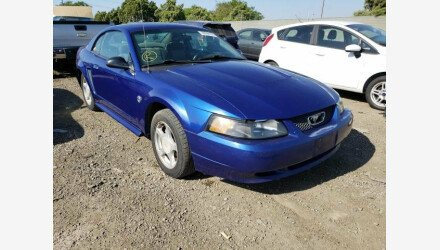 2004 Ford Mustang Coupe for sale 101330475