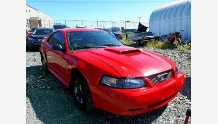 2004 Ford Mustang Coupe for sale 101330853