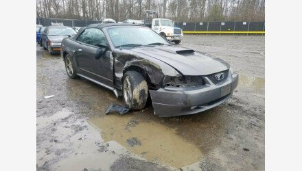 2004 Ford Mustang GT Convertible for sale 101330878