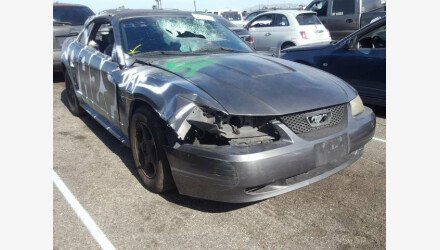 2004 Ford Mustang Convertible for sale 101332473