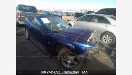 2004 Ford Mustang Convertible for sale 101340608