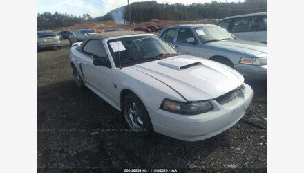 2004 Ford Mustang GT Convertible for sale 101340612