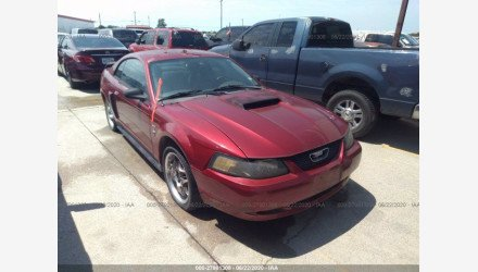 2004 Ford Mustang GT Coupe for sale 101341629