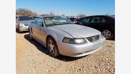 2004 Ford Mustang Convertible for sale 101345097
