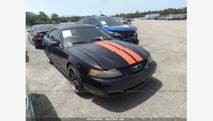 2004 Ford Mustang Coupe for sale 101347130
