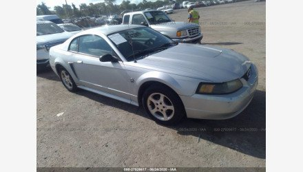 2004 Ford Mustang Coupe for sale 101347154