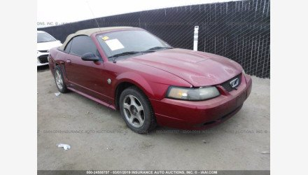 2004 Ford Mustang Convertible for sale 101349609