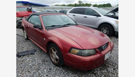 2004 Ford Mustang Convertible for sale 101355965