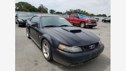 2004 Ford Mustang GT Coupe for sale 101361674