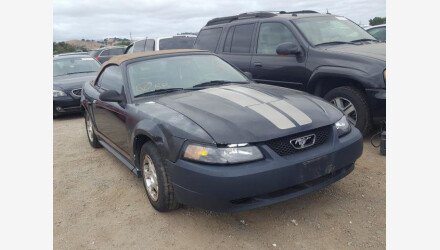 2004 Ford Mustang Convertible for sale 101361675