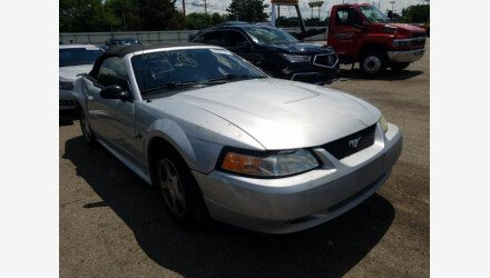 2004 Ford Mustang Convertible for sale 101363787