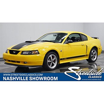 2004 Ford Mustang for sale 101366580