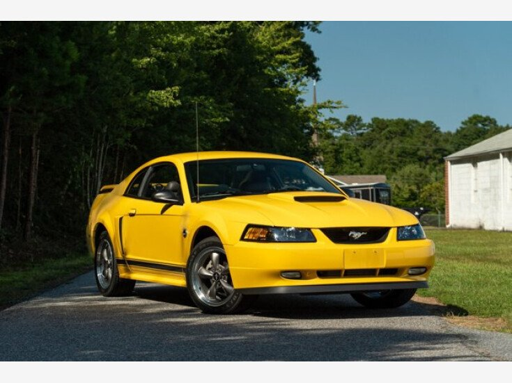 2004 Ford Mustang for sale 101370029