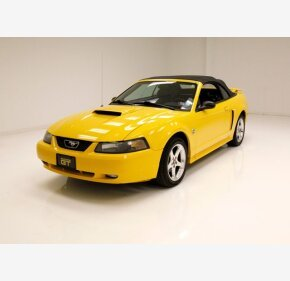 2004 Ford Mustang Convertible for sale 101375727