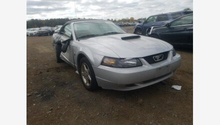 2004 Ford Mustang Convertible for sale 101408167