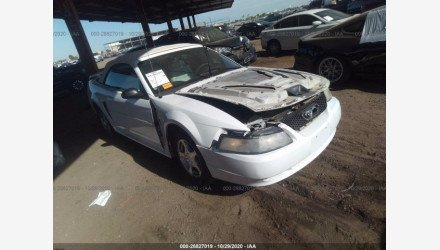 2004 Ford Mustang Convertible for sale 101408506