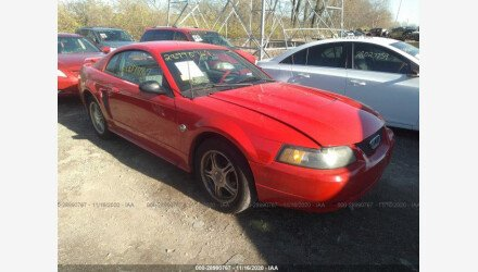2004 Ford Mustang Coupe for sale 101409948