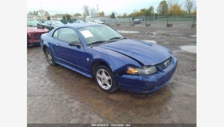 2004 Ford Mustang Coupe for sale 101409955