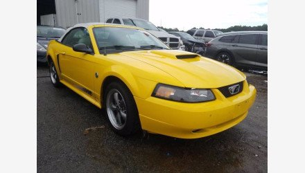 2004 Ford Mustang GT Convertible for sale 101410496