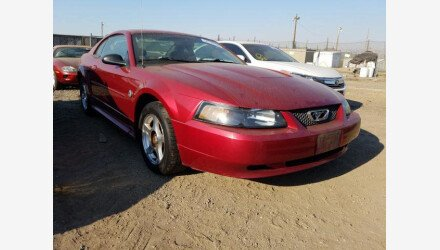 2004 Ford Mustang Coupe for sale 101411171