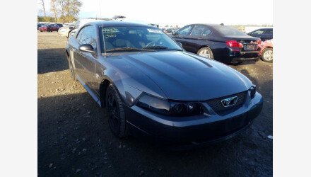 2004 Ford Mustang Coupe for sale 101411220