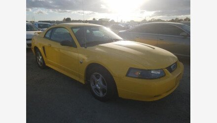 2004 Ford Mustang Coupe for sale 101411223