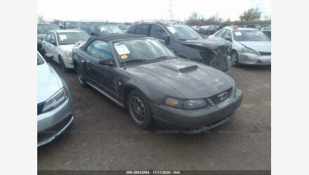2004 Ford Mustang GT Convertible for sale 101411332