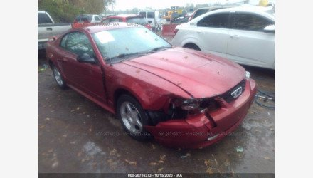 2004 Ford Mustang Coupe for sale 101412533