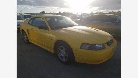 2004 Ford Mustang Coupe for sale 101413163