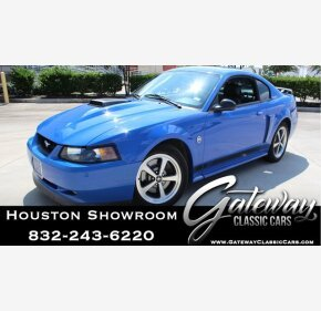 2004 Ford Mustang for sale 101430383