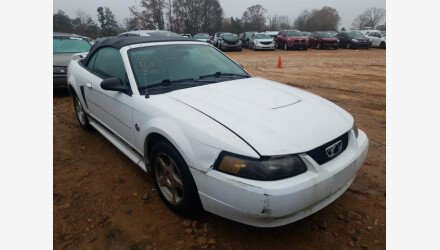 2004 Ford Mustang Convertible for sale 101436148