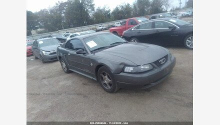 2004 Ford Mustang Coupe for sale 101436307