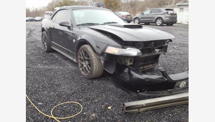 2004 Ford Mustang GT Convertible for sale 101438619