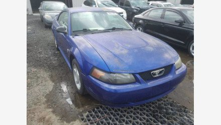2004 Ford Mustang Coupe for sale 101441238