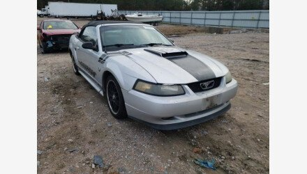 2004 Ford Mustang GT Convertible for sale 101441252