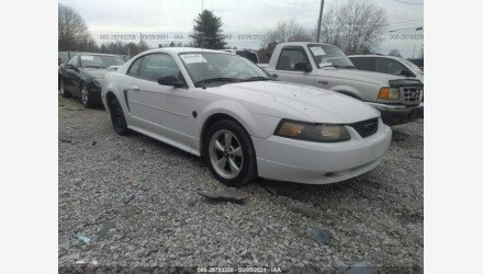 2004 Ford Mustang Coupe for sale 101480325