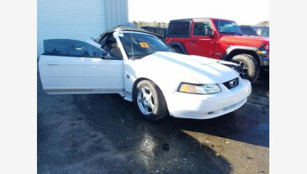2004 Ford Mustang Convertible for sale 101486270