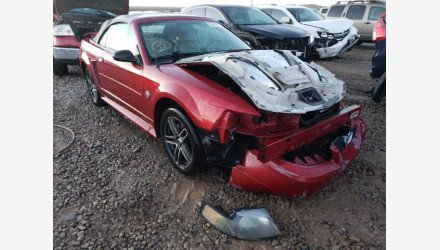 2004 Ford Mustang Convertible for sale 101487511