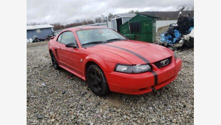 2004 Ford Mustang Coupe for sale 101489805