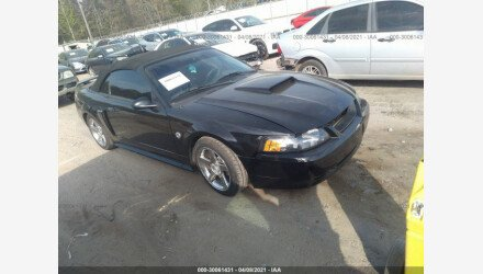 2004 Ford Mustang GT Convertible for sale 101489898