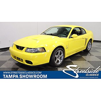2004 Ford Mustang for sale 101523386