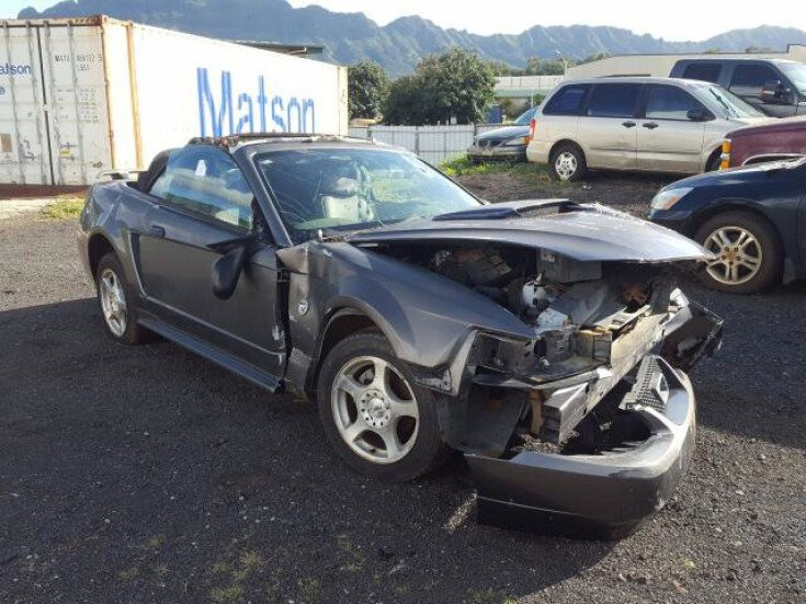 2004 Ford Mustang Convertible for sale 101580943