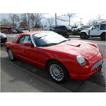 2004 Ford Thunderbird for sale 100967835