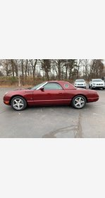 2004 Ford Thunderbird for sale 101108277
