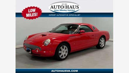2004 Ford Thunderbird for sale 101341925