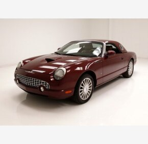 2004 Ford Thunderbird for sale 101364146