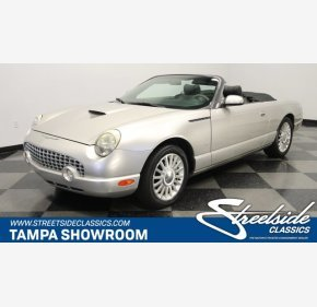 2004 Ford Thunderbird for sale 101393143