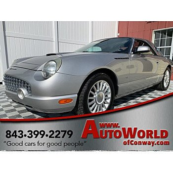 2004 Ford Thunderbird for sale 101393843