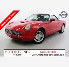 2004 Ford Thunderbird for sale 101428797