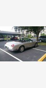 2004 Ford Thunderbird for sale 101461265